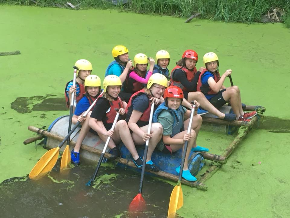 Scouts – Summer Camp 2018