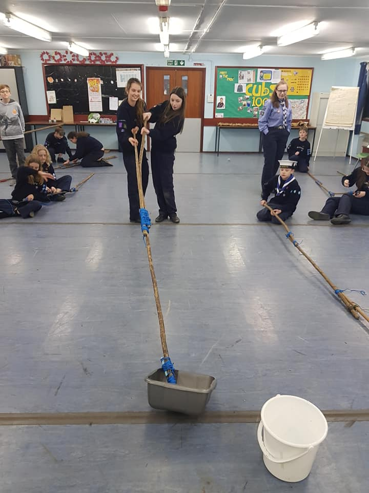 Scouts – Challenge Night